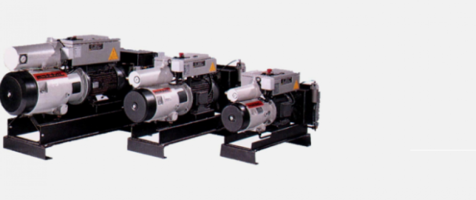 Mattei Air Compressor Units