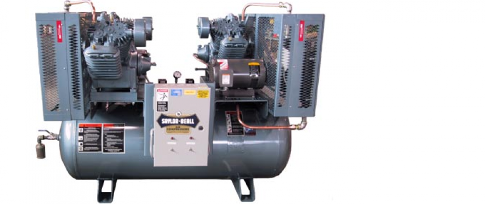 Saylor-Beall Industrial Air Compressors