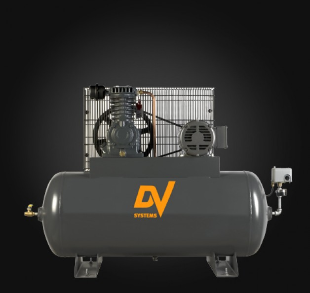 DV Systems 1/2 to 2 HP – HDI Series