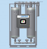 Regenerative Desiccant Air Dryers