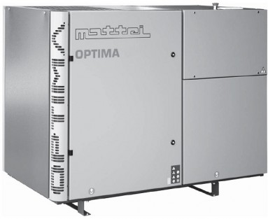 Optima Series 11 kW thru 200 kW Cabinet VSD Air Compressors